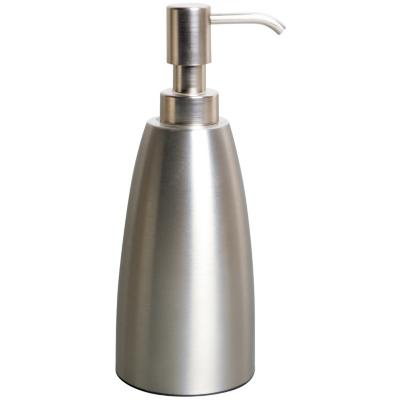 Dispensador de jabón para baño Gris