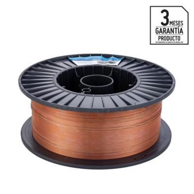 Bobina de alambre 0,8 mm 15 kg