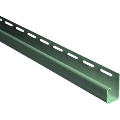 Perfil verde oscuro 3,8 m