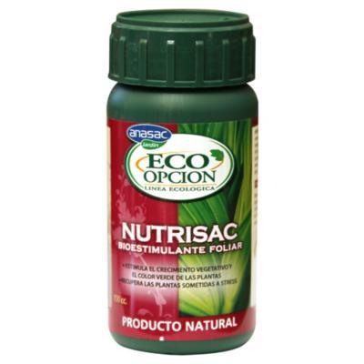 Bioestimulante foliar 150 ml frasco Nutrisac