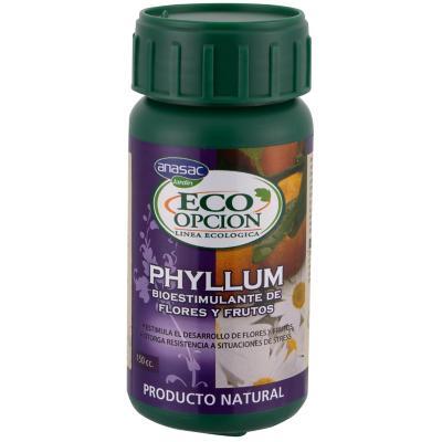 Bioestimulante flores y frutos 150 ml frasco Phyllum
