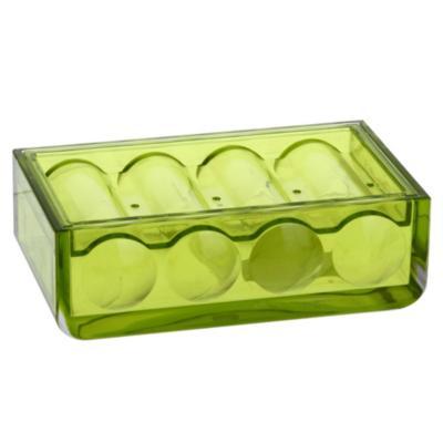 Jabonera para baño Verde