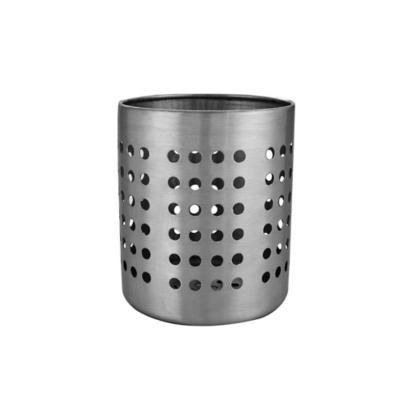 Portaservicios 13x11 cm metal Gris
