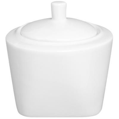 Azucarera 10 cm blanco