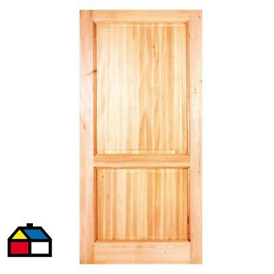 Puerta Llanquihue 200x80 cm