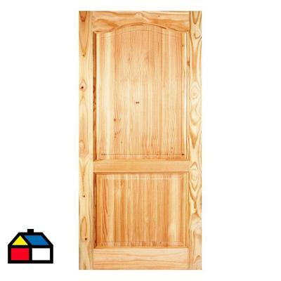 Puerta Llanquihue 210x80x4,5 cm