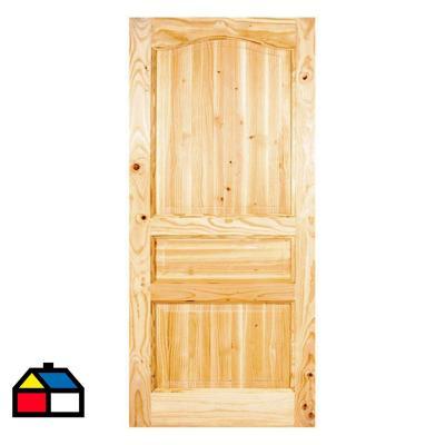 Puerta Puyehue 220x90x4,5 cm