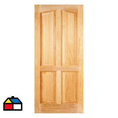 Puerta Rupanco 220x75x4,5 cm