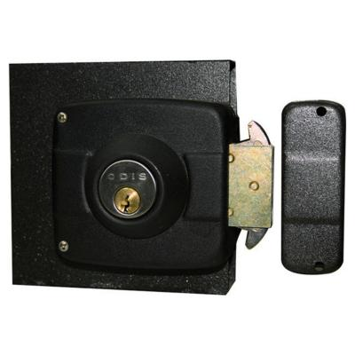 Cerradura sobreponer corredera con caja 393