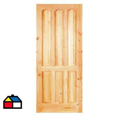 Puerta Maihue 220x90x4,5 cm