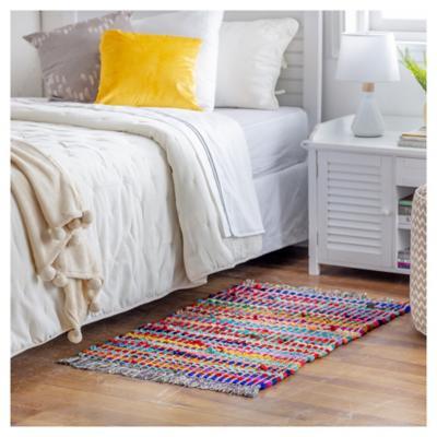 Bajada de cama Surkanda 60x90 cm multicolor