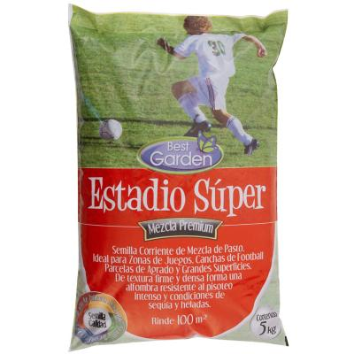 Semilla estadio súper premium 5 kg saco
