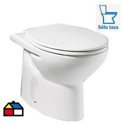 Taza WC Victoria 6 litros Descarga a piso