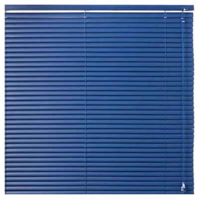 Persiana PVC 100x165 cm azul