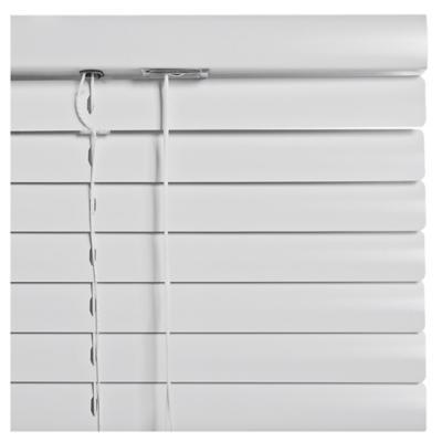 Persiana aluminio 100x165 cm blanco