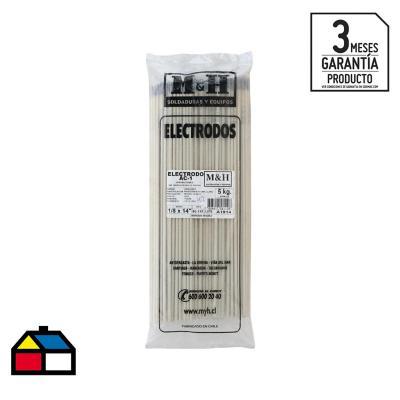 "Electrodo 6011 1/8"" 5 kg"