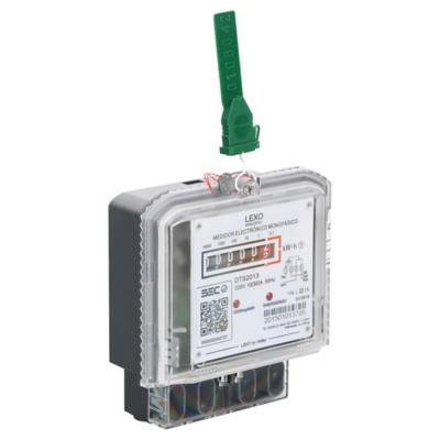 Medidor eléctrico 10 a 50 A