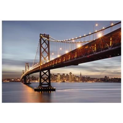 Papel fotomural Puente 254x368 cm 8 paneles
