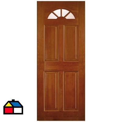 Puerta lenga Georgia 70x210