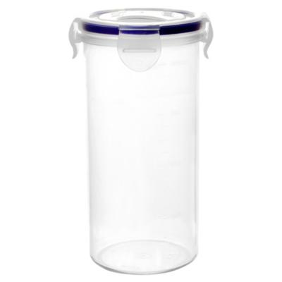 Contenedor de Alimentos 440 ml Plástico 8,5x8,5x16 cm