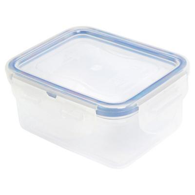 Contenedor de Alimentos 180 ml Plástico 9,1x10,9x4,8 cm