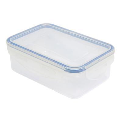 Contenedor de Alimentos 0,5 Lts Plástico 11x16,1x5,6 cm