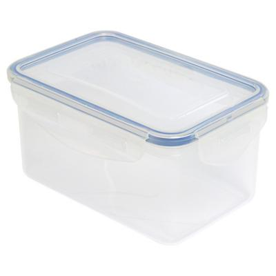 Contenedor de Alimentos 0,8 Lts Plástico 11x16,1x8,1 cm