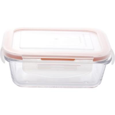 Contenedor de alimentos vidrio 0,33 Lts