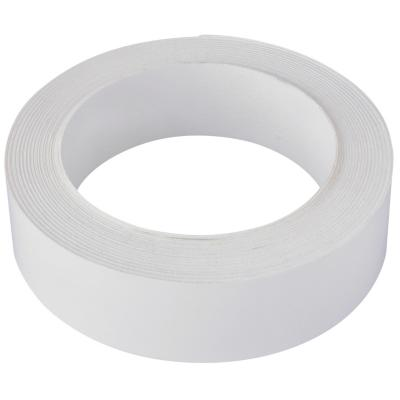 21 mm 10 m Tapacanto melamina corriente blanco,