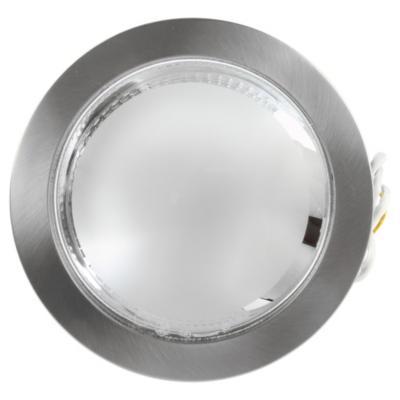 Foco cuadrado 2 luces 18 W