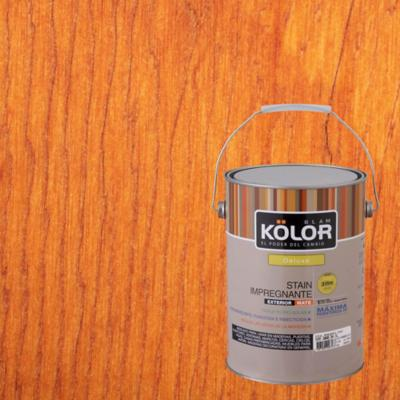 Protector de Madera Stain Solvente Caoba 1 galón