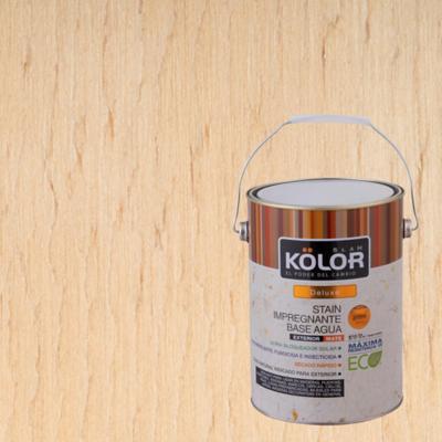 Protector de madera satinado 1 gl natural