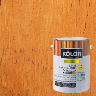 Protector de madera satinado 1 gl Palo rosa