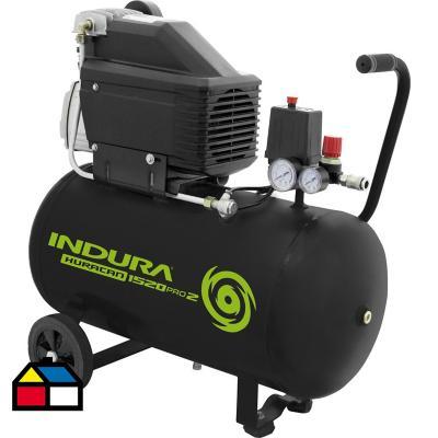 Compresor de aire 2 HP 50 litros