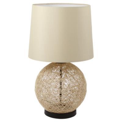 Lámpara de Sobremesa 1 luz Natural