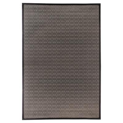 Alfombra interior/exterior 120x180 cm gris