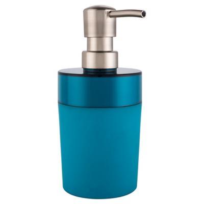 Dispensador de jabón para baño Turquesa
