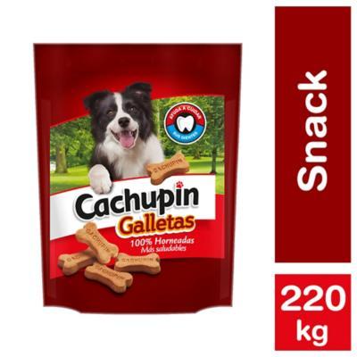 Snack para perro adulto 220 gr carne