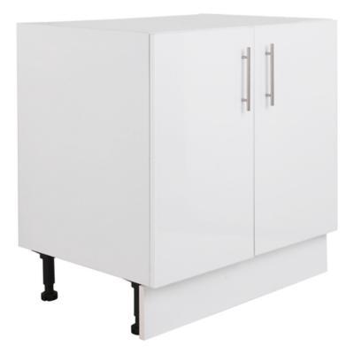 Mueble base 100x85x48 cm Blanco