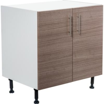 Mueble base 80x60 cm melamina TK