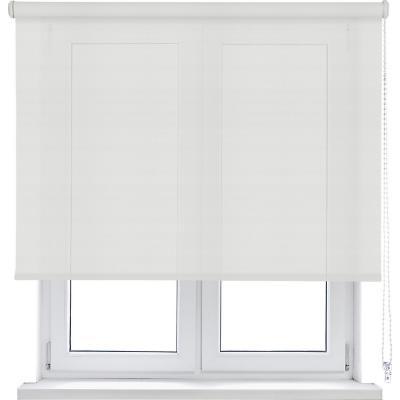 Cortina enrollable sun screen 180x250 cm blanco