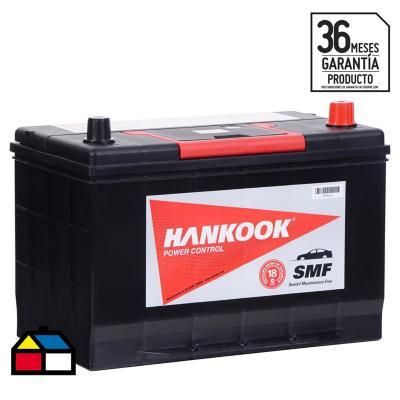 Batería para auto 90 A positivo derecho 750 CCA