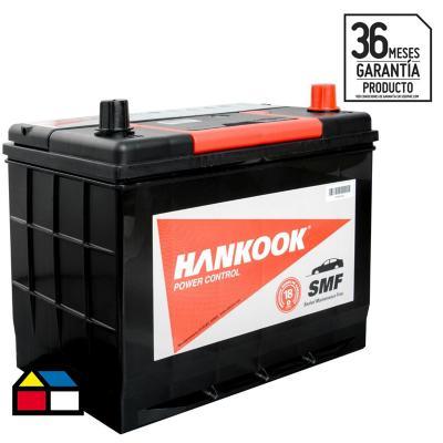 Batería para auto 70 A positivo derecho 600 CCA