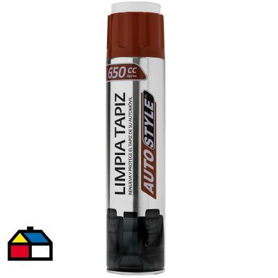 Limpia tapiz en spray para auto 650 ml