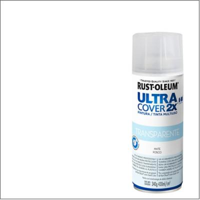 Pintura en spray mate 340 gr transparente