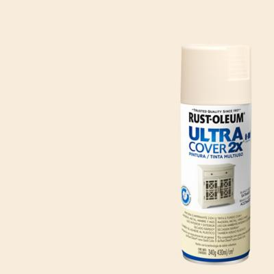 Pintura en spray satinado 340 gr blanco