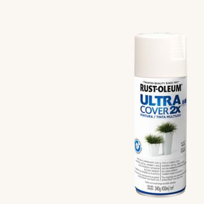 Pintura en spray mate 340 gr blanco