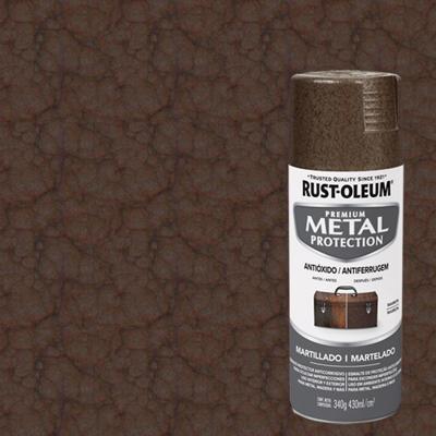 Pintura anticorrosiva en spray mate 340 gr café