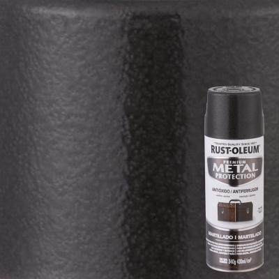Pintura anticorrosiva en spray mate 340 gr negro