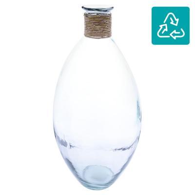 Jarro 59 cm vidrio transparente